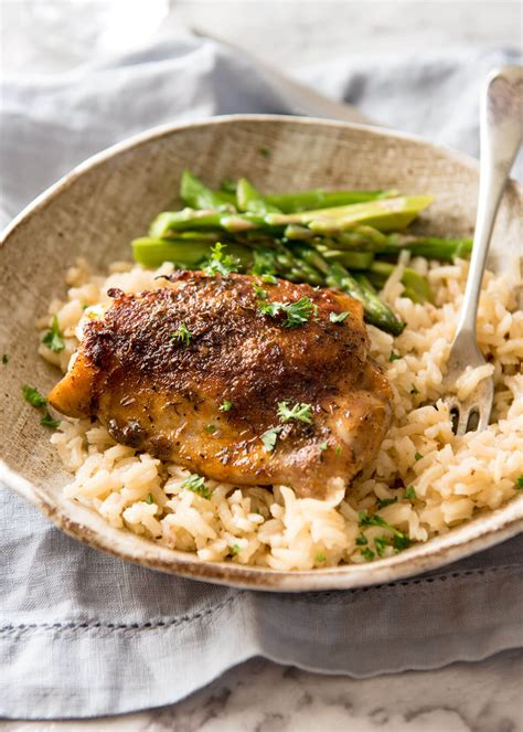 rice cuisine oven baked chicken and rice no stove recipetin eats