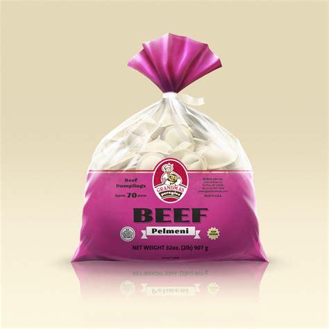 Try this once, and you'll treasure this recipe forever! Beef Dumplings (Pelmeni)2Lbs - Grandmas Perogies