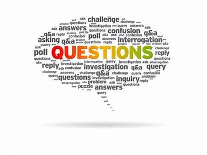 Questions Bubble Speech Ask Leaders Word Leadership