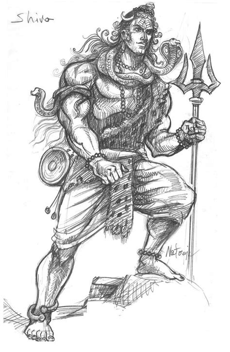 Pin by Vaidehee Mondhe on Art | Lord shiva painting, Shiva