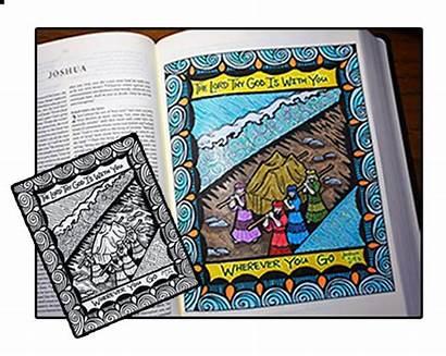 C2c Leviticus Genesis Project Bible Journaling Creative