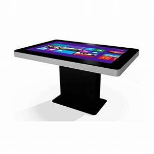 Tables tactiles, tables interactives, tables basses digitales
