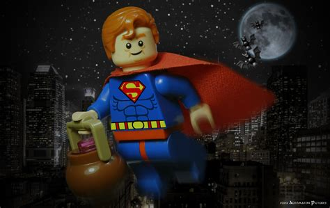 Lego Superman Costume Meningrey