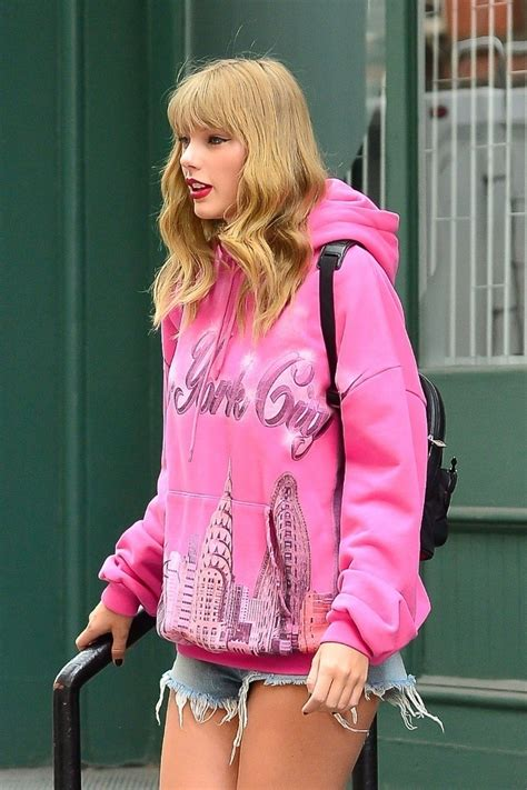 July 21 - Leaving her apartment in New York City, New York ...