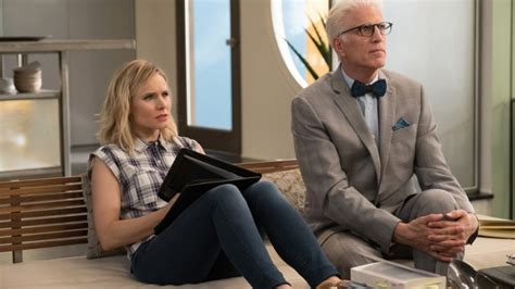 The Good Place Has Been Renewed For Season 3 Small Breakfast Table Sets Kitchen Tables And Benches Dining Pink Gold Setting Oak Express Nook Set Ikea Placemat Template Steel Nice