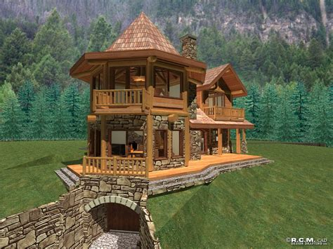 anderson custom homes log home cabin packages kits colorado builder gallery homes