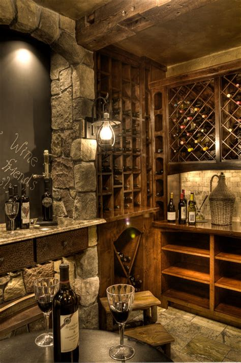 trout lake  wine room