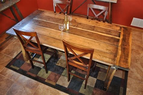 how to build a rustic table ana white rustic farmhouse table with distressed finish