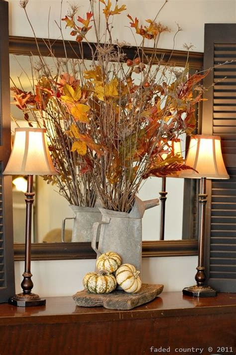 50 Fall Decor Ideas To Decorate Your Home In Style