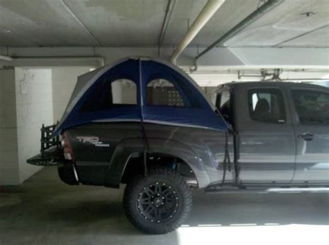 Tacoma Bed Tent by Who Goes Cing With Their Taco Tacoma World