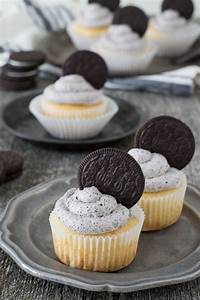 Easy Oreo Cupcakes | The First Year