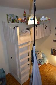 Tutorial Hochbett Selber Bauen Loft Bed Kid Pinterest