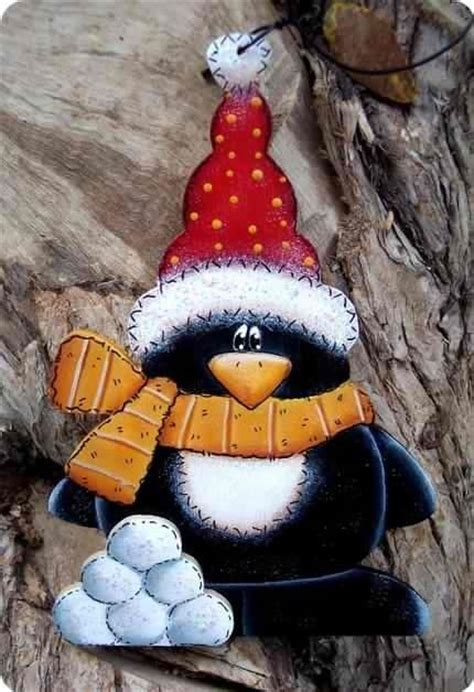 images  penguin crafts  pinterest winter
