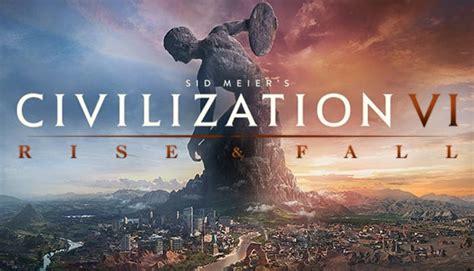 Civilization Vi Rise And Fall Ya Está Disponible Para