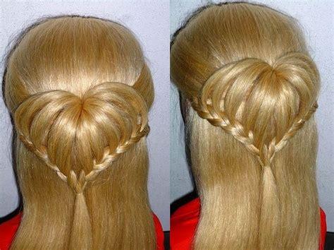 best 25 heart braid ideas on pinterest i heart hair