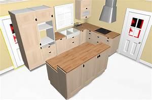 Ikea Plan De Cuisine : photo cuisine ikea 2210 messages page 58 ~ Farleysfitness.com Idées de Décoration