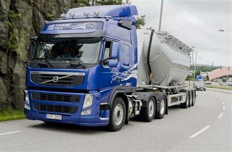 Volvo Trucks Europe Lacks Lng Infrastructure Lng World News
