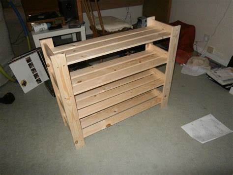 wood shoe cabinet plans front porch diy shoe rack
