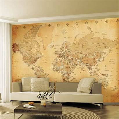 Murals Wall Feature Cities Landmarks Landscapes