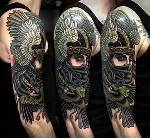 Norse Valkyrie Tattoo