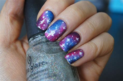 16 Cool Easy Nail Polish Designs Images