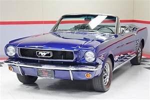 1966 Ford Mustang Convertible Stock # 15130V for sale near San Ramon, CA | CA Ford Dealer