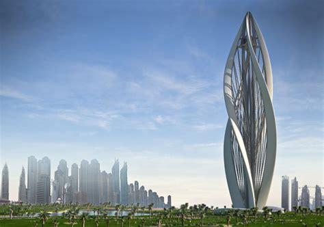 Petra Architects 'blossoming Dubai