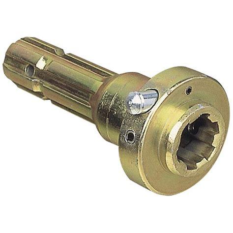 rpm female rpm male pto extension shaft