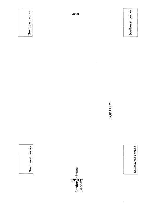 Openoffice Envelope Template by Openoffice Envelope Template Howto Printing Envelopes