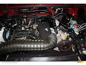 2000 Ford Ranger Xlt Supercab 4x4 4 0 Liter Ohv 12 Valve V6 Engine Photo  62480347