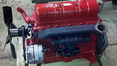 ford tractor  engine owners guide  business