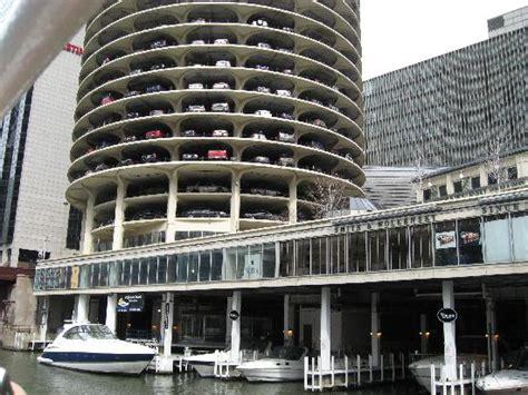Round Parking Garages. Krazy
