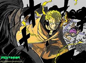 Fairy Tail 244- Laxus by Inkpassion on DeviantArt