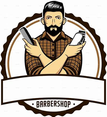 Barber Barbershop Vector Transparent Clipart Pluspng Baber
