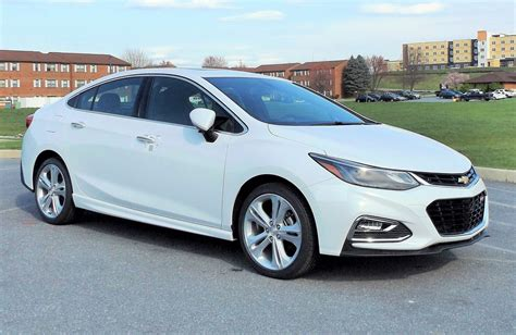 2016 Chevy Cruze Premier Rs Start Up, Full Tour And Review