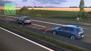 Adaptive Cruise Control : volkswagen golf adaptive cruise control youtube ~ Medecine-chirurgie-esthetiques.com Avis de Voitures