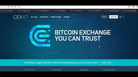 Cex.io is the bitcoin trading platform that combines the crucial features: How to secure your bitcoin wallet on cex.io - YouTube