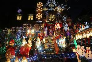 The most amazing Christmas light displays in America - NY ...
