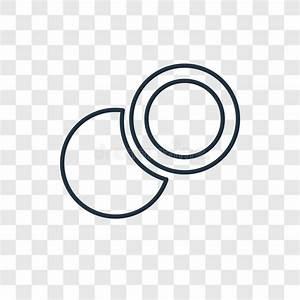Overlapping Venn Diagram Stock Illustration  Illustration