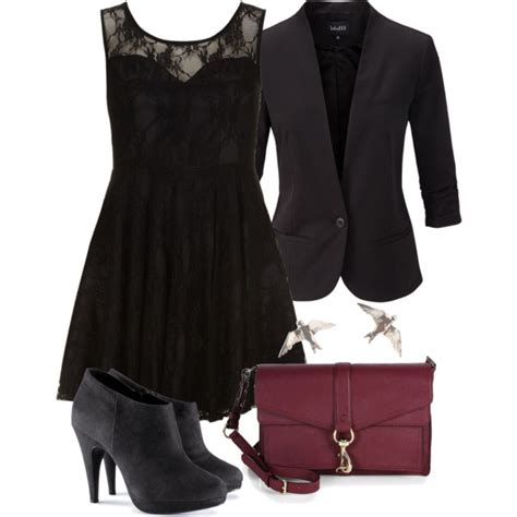Allison Inspired Funeral Outfit