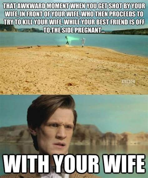 Funny Doctor Who Memes - river you cray doctor who know your meme