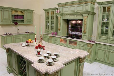 balance cuisine pro shades of green kitchen design