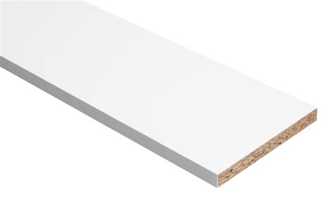 Melamine Window Sills by Hill Panel White Melamine Faced Chipboard Stax Trade Centres
