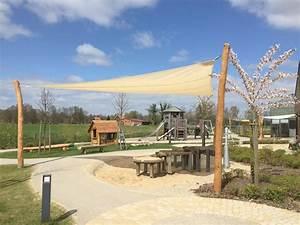 Sonnensegel Pfosten Holz : 3 und u3 spielbereiche im kindergarten au engel nde ~ Michelbontemps.com Haus und Dekorationen