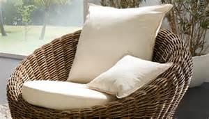 schne grau weie wohnzimmer lounge sessel rattan rund dekoration inspiration innenraum und möbel ideen