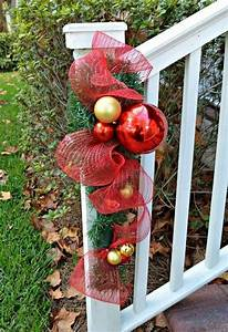 86, Totally, Inspiring, Christmas, Porch, Decoration, Ideas, On, A