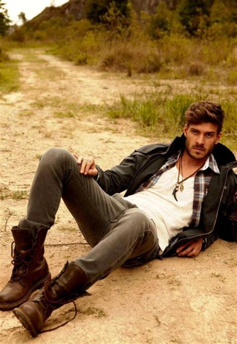 Rugged Mens Fashion Home Decor