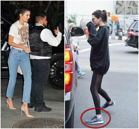 Kylie Jenner Shoe Size - Kylie Jenner Instagram
