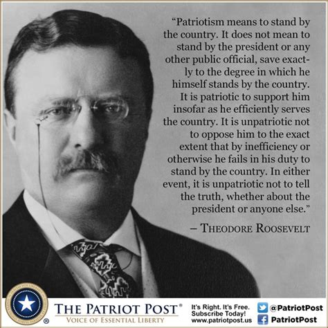 Teddy Roosevelt Memes - quote teddy roosevelt the patriot post