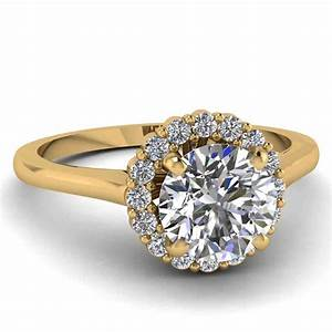 Cheap Yellow Gold Diamond Engagement Rings Wedding And